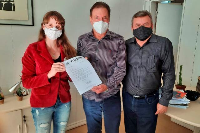 Secretária da Cultura de Toledo reforça pedido de criação do Curso de Teatro pela Unioeste