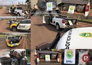 PRE de Cascavel apreende Shunk, recupera veículo furtado e prende uma pessoa