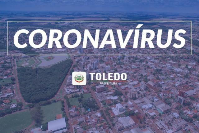 Covid-19 faz 69ª vítima fatal em Toledo