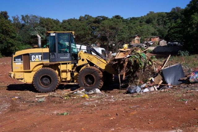 Ecoponto recolheu aproximadamente 30 toneladas no Tancredo Neves