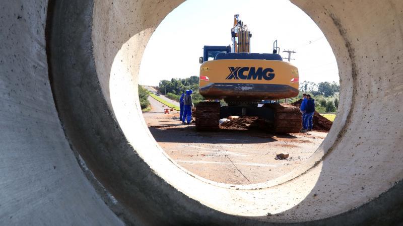 Atenção, condutores! Obras na Cirne Lima provocam alterações no tráfego