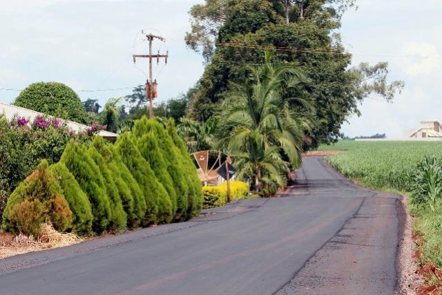 Programa de pavimentação rural de Toledo é destaque no prêmio Gestor Público Paraná