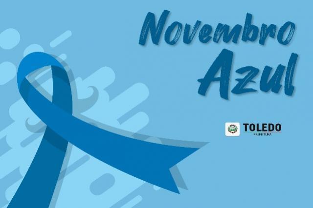 Ações do Novembro Azul começam na UBS do Coopagro essa semana em Toledo