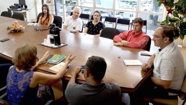 Lions Clube discute Campanha Legal e repasse de valores com Prefeito em Toledo