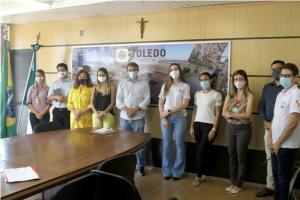 Prefeitura de Toledo e CRF promovem encontro e buscam soluções para dispensação da Ivermectina