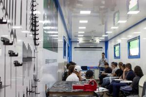 Município de Toledo amplia oportunidades profissionais em parceria com o Senai