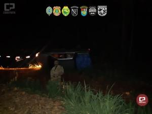 Veículo carregado com cigarros contrabandeados foi apreendido em Nova Santa Rosa