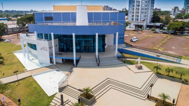 Pregão do ar condicionado do Teatro Municipal de Toledo abre na próxima terça-feira, 17
