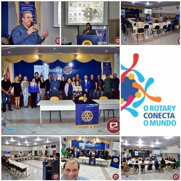 Rotary Satélite Goioerê realiza primeira reunião para formação do novo clube