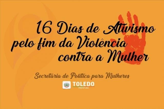 Una-se pelo fim da Violência Contra a Mulher em Toledo