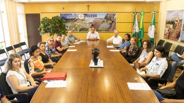 32 candidatos de concurso em Toledo tomam posse em janeiro