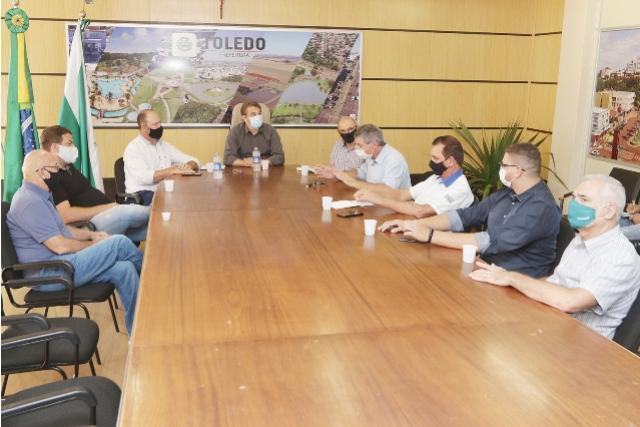 Município impulsionará recursos para crédito a empreendedores de Toledo