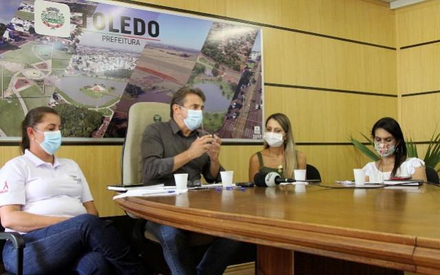 Governo Municipal anuncia medidas para combate ao mosquito da dengue