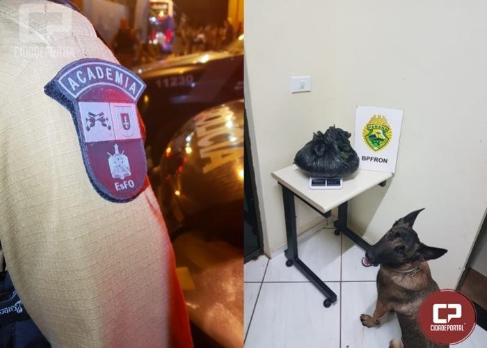 Operação Nhapecani apreende produtos oriundos do Paraguai em Medianeira
