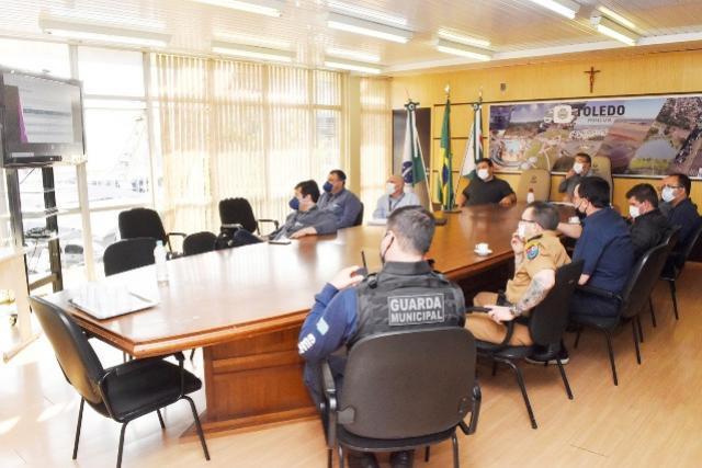Município e BRF debatem sobre gargalos no sistema viário de Toledo