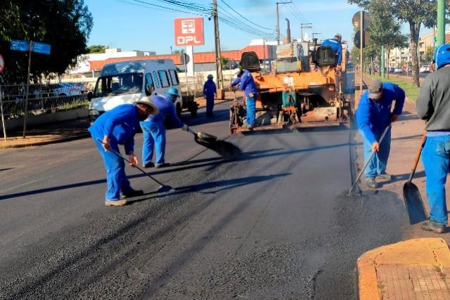 Prefeitura de Toledo investe R$ 8 milhões em melhorias