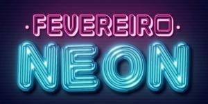Juventude divulga programação do Fevereiro Neon