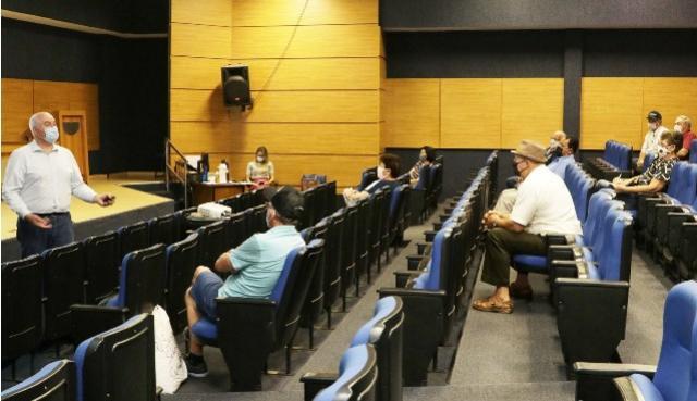 Covid-19: reuniões com grupos da 3ª idade reforçam cuidados com idosos