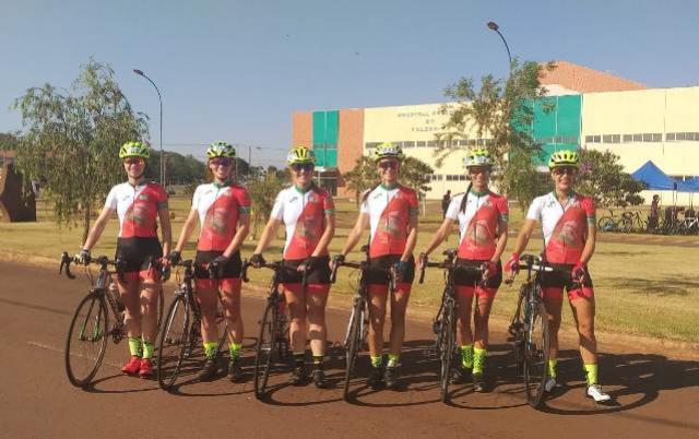 Atletas de ciclismo superam limites no 62º JAPS em Toledo