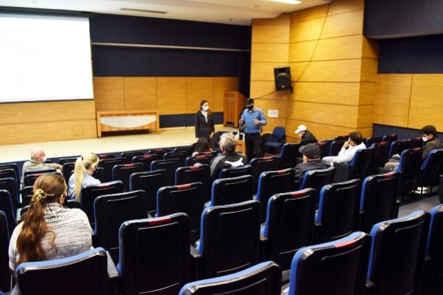 CMDAPD se reúne para debater revisão de pontos do Plano Diretor de Toledo