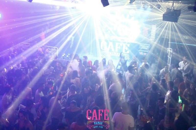 Acesse a pagina do Café Mambo e veja a galeria completa das fotos de Sexta