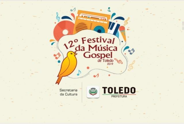 12° Festival Gospel será realizado no Auditório da UNIPAR em Toledo