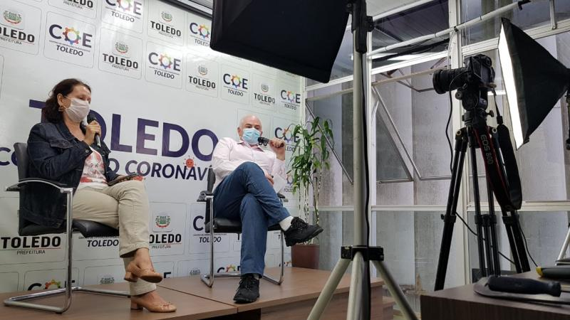 COE alerta para aumento de casos nos distritos de Toledo