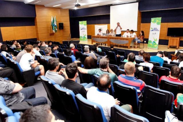 Congresso Técnico em Toledo define tabelas para os jogos Abertos do Paraná 2019