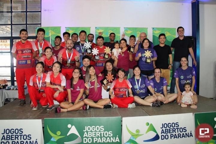 Londrina e Campo Mourão se consagram campeões gerais do tênis de mesa nos JAPS em Toledo