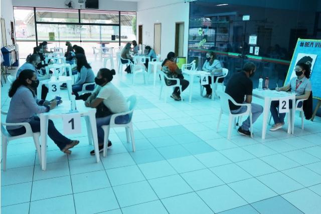 Centro da Juventude da Coopagro recebe processo seletivo do Grupo Muffato