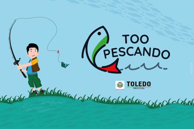 Too Pescando: Inscrições no Aquário Municipal seguem neste sábado em Toledo