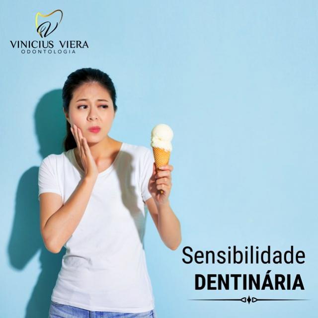 Consultório Vinicius Viera - Conheça a Hipersensibilidade Dentária!