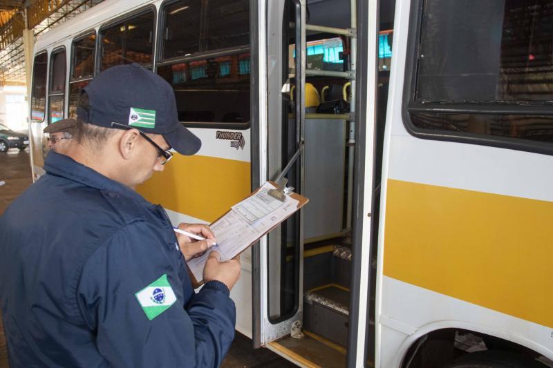 Férias em Toledo também é época de revisar o transporte escolar