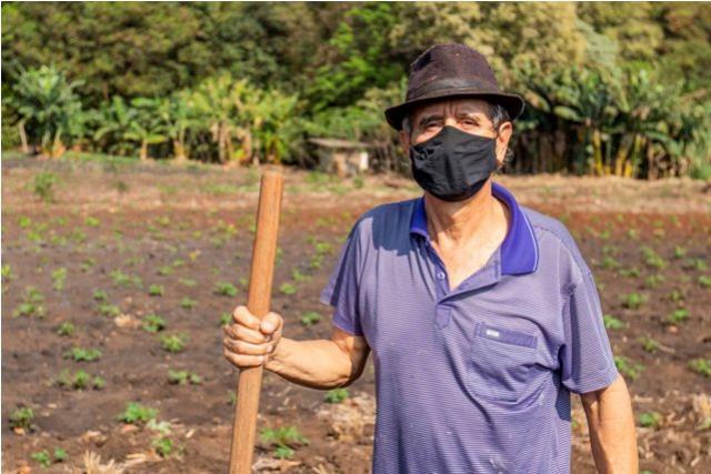 Covid-19: Casos disparam entre trabalhadores rurais e aposentados de Toledo