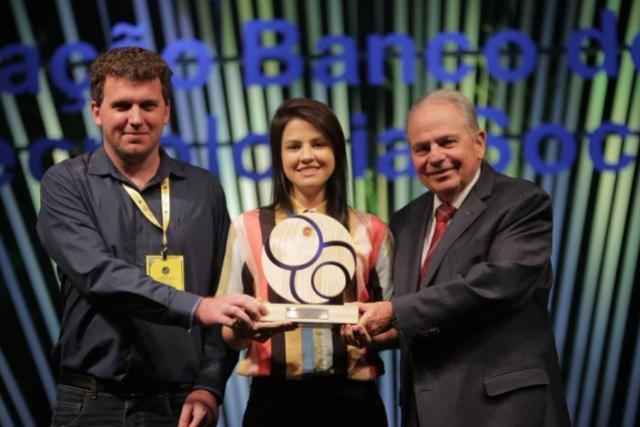 Vidros reutilizados: Toledo é destaque em premiação nacional