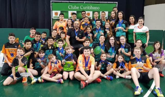 Toledo conquista medalhas no Campeonato Estadual de Badminton