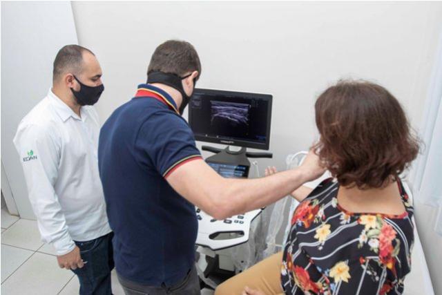 Ultrassom agilizará diagnóstico de exames da Rede Materno Infantil em Toledo