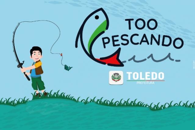 Prefeitura de Toledo e Unioeste organizam o 1º Too Pescando