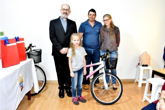 Estudante de Toledo fatura prêmio no concurso Fraternidade Viva