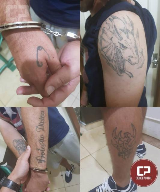 Posto Policial Rodoviário de Cascavel prende homem com mandando de prisão em aberto