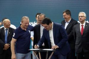 Toledo receberá investimento de R$ 152 milhões da Sanepar