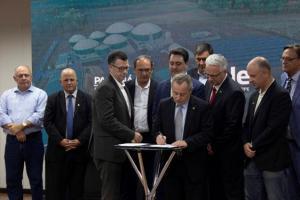 Usina de Biometano será construída em Toledo até 2021