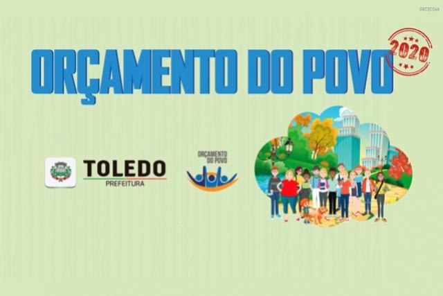 Orçamento do Povo: Confira os locais das reuniões desta quarta-feira em Toledo