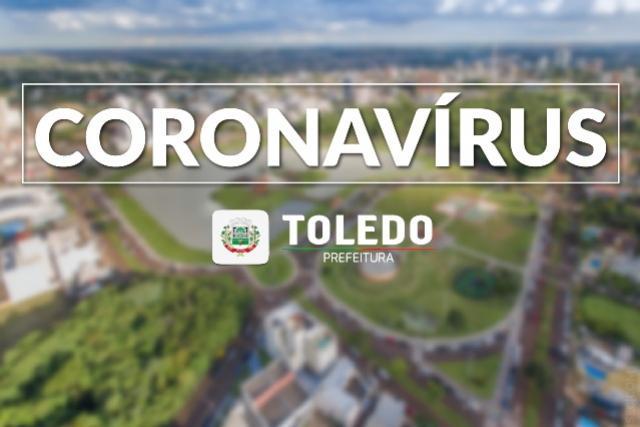 Números da Covid-19 apresentam melhoras em Toledo