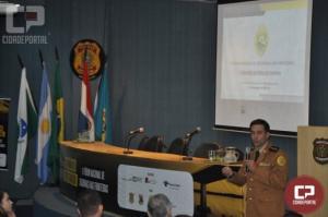 BPFron é homenageado em evento promovido em Foz do Iguaçu