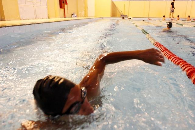 Centros da Juventude de Toledo oferecem aulas de natação gratuitas