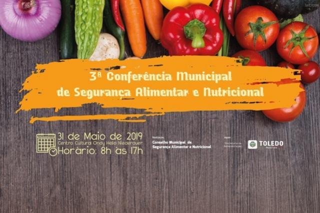 III Conferência Municipal de Segurança Alimentar e Nutricional acontece no Ondy