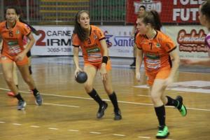 Paranaense Cadete inicia com mais de 700 gols na rodada de abertura