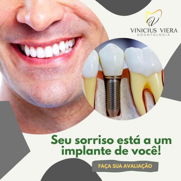 Consultório Vinicius Viera - Recupere sua autoestima com um sorriso de dar inveja!