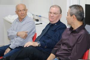 Em Cascavel Uopeccan apresenta projeto de Central de Transplantes para Deputados do Paraná